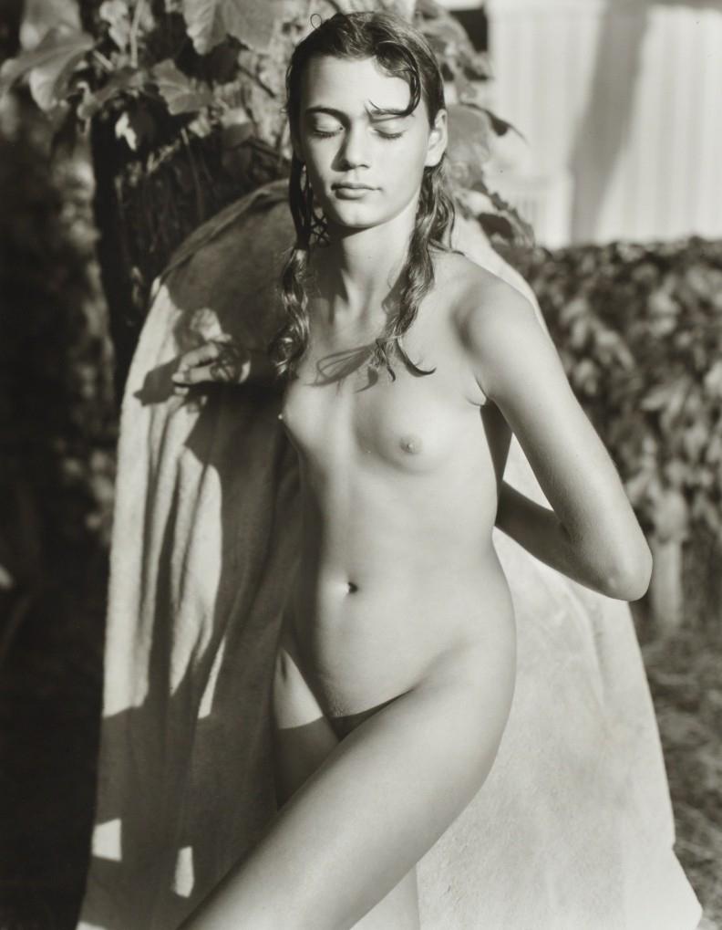 wwf woman girl nude vintage photo